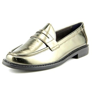Cole Haan Pinch Campus Penny Cap Toe Leather Loafer