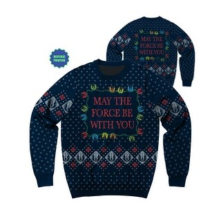 Star Wars Xmas Force Ugly Christmas Sweater