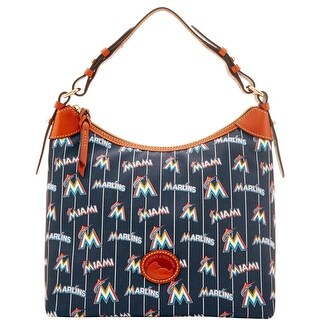 Dooney & Bourke MLB Marlins Large Erica (Introduced by Dooney & Bourke at $168 in May 2016)