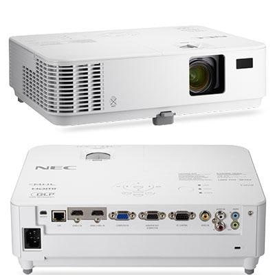 Nec Display Np-V302h 3D Ready Dlp Projector - 1080P - Hdtv - 16:9 - Front, Ceiling, Rear - Ac - 218 W - Ntsc, Pal, Secam