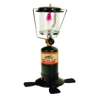 Texsport 14201 Single Mantle Propane Lantern, Black, Metal