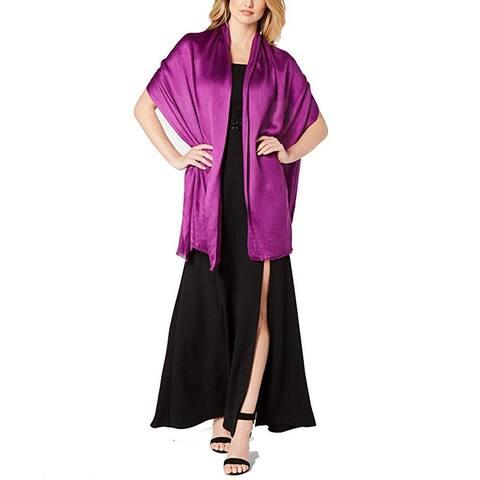 INC International Concepts Women's Gemstone Wrap, Purple - One Size