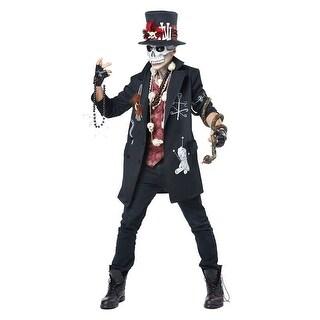 Men's Voodoo Dude Costume, Men's Voodoo Costume