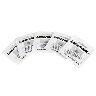 Lasermax lms-5pk3x393 lasermax lms-5pk3x393 multi pack silver oxide(5pk) glock,xd,m&p