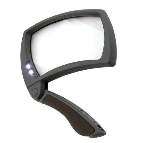 Carson 2x LED-LIGHTED Magnifier