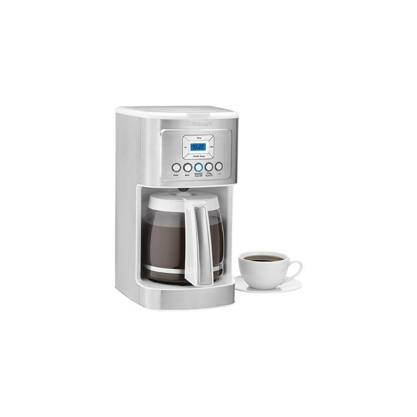 Cuisinart 14 Cup Programmable Coffeemaker DCC-3200W