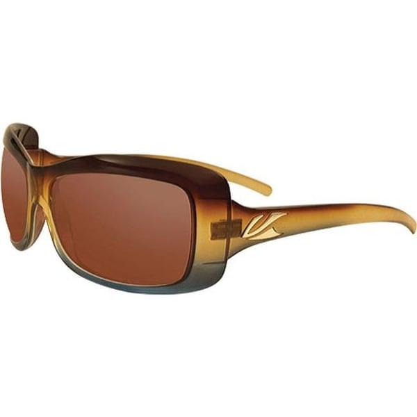 ffefde303d Shop Kaenon Women s Georgia Polarized Sunglasses Tobacco Denim Fade - US  Women s One Size (Size None) - Free Shipping Today - Overstock - 25690798