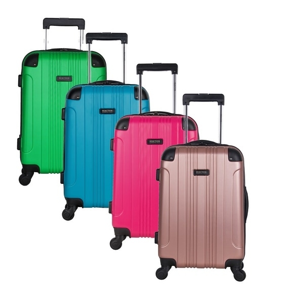 Kenneth Cole Reaction 'Out of Bounds' 20-in. Hard-sided Carry-on Suitcase. Opens flyout.