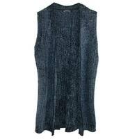 CTM® Women's Chenille Vest Scarf - One size