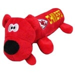 NFL Kansas City Chiefs Pet Tube Toy