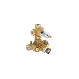 "Newport Brass 1-743 1/2"" Thermostatic Shower Valve for 3-Way Flow"