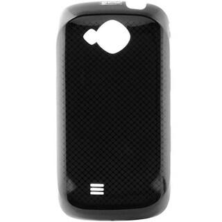 OEM Samsung Reality U820 Standard Battery Door / Cover - Black (Bulk Packaging)