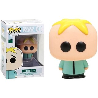 Funko POP Animation: South Park-Butters Action Figure - multi