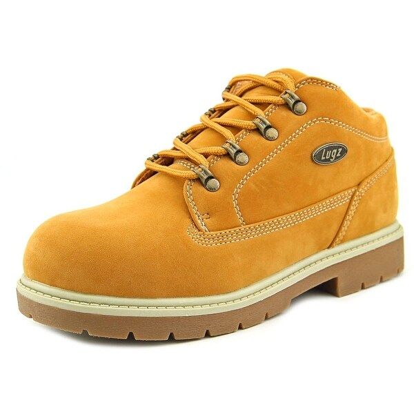 Lugz Camp Craft SR Men  Round Toe Synthetic Tan Boot