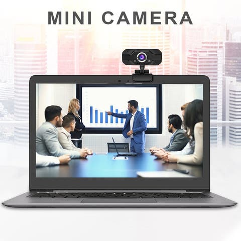 L69 HD Mini Webcam Durable Convenient Live Broadcast Camera