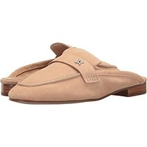BCBGeneration Womens Sabrina Suede Square Toe Mules (More options available)