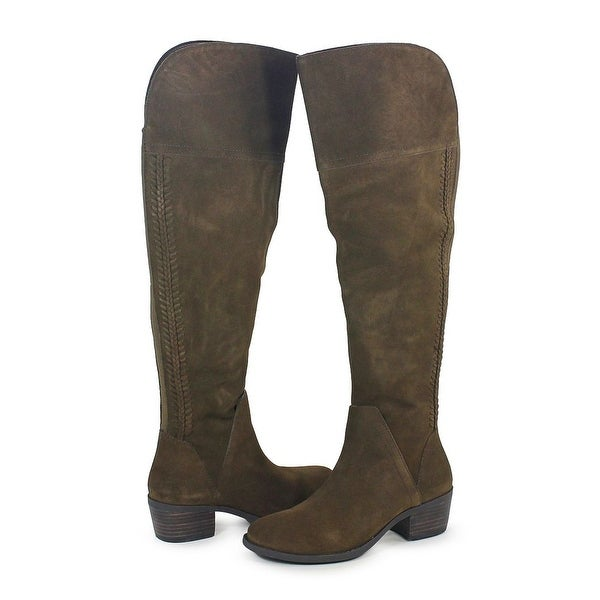 2b0e80f2702 Shop Vince Camuto Womens bendra Closed Toe Knee High Fashion Boots - 7.5 -  Free Shipping Today - Overstock - 22967195