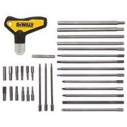 Dewalt 287110 Ratcheting T-Handle St 31Pc