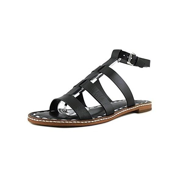 MICHAEL Michael Kors Womens Fallon Flat Sandals Gladiator Strappy