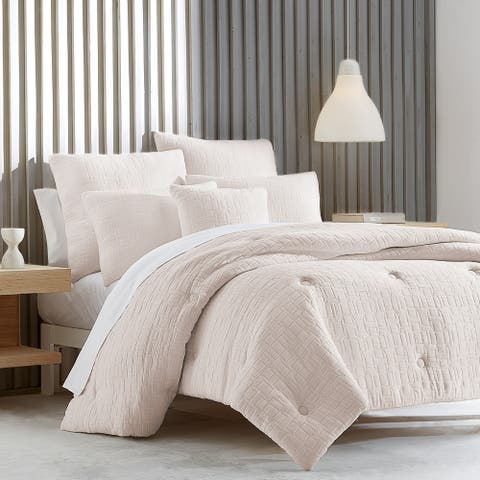 Five Queens Court Sheldon Comforter Set
