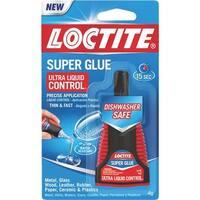 Henkel Corp 4Gm Super Glue 1647358 Unit: EACH