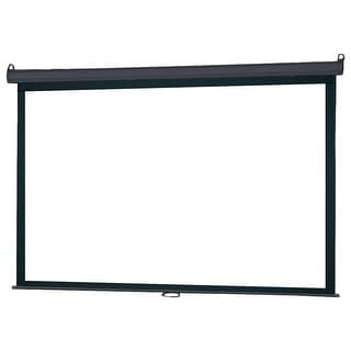 "InFocus Manual Projection Screen - 92"" - 16:9"