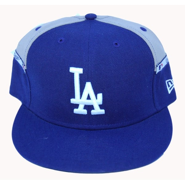 fea3f617 amazon mlb los angeles dodgers new era 59fifty two tone fitted hat cap 7 1 2