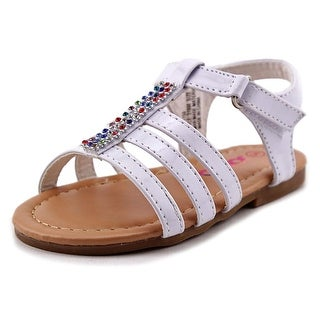 Josmo Jewel Sandal Toddler Open Toe Synthetic Sandals