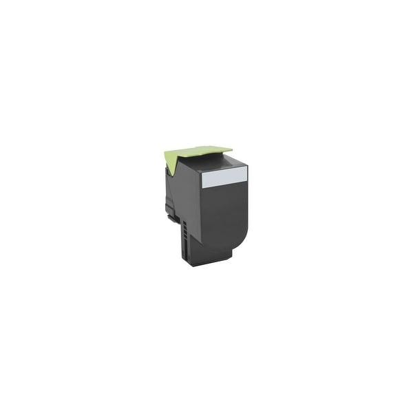 Lexmark 80C0H10 Lexmark Unison 800H1 Toner Cartridge - Black - Laser - High Yield - 4000 Page - OEM