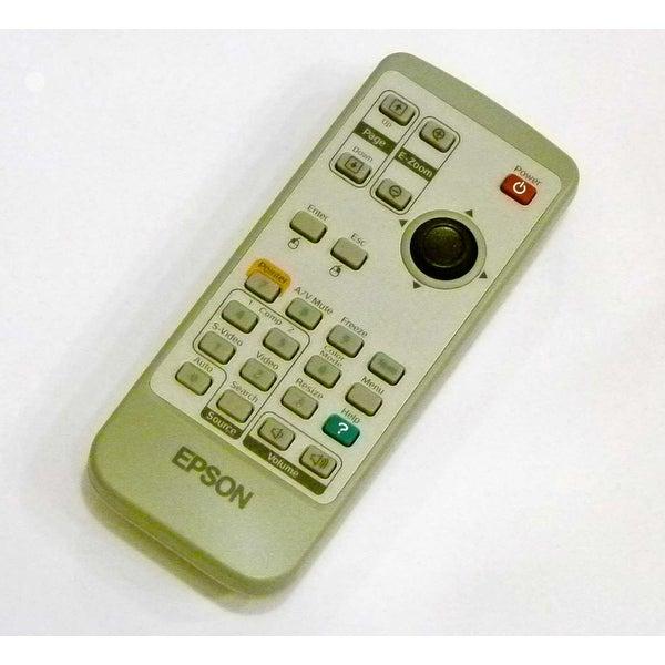 OEM Epson Remote Control: PowerLite 61p, 762c, 781p, PowerLite 821p, 82c