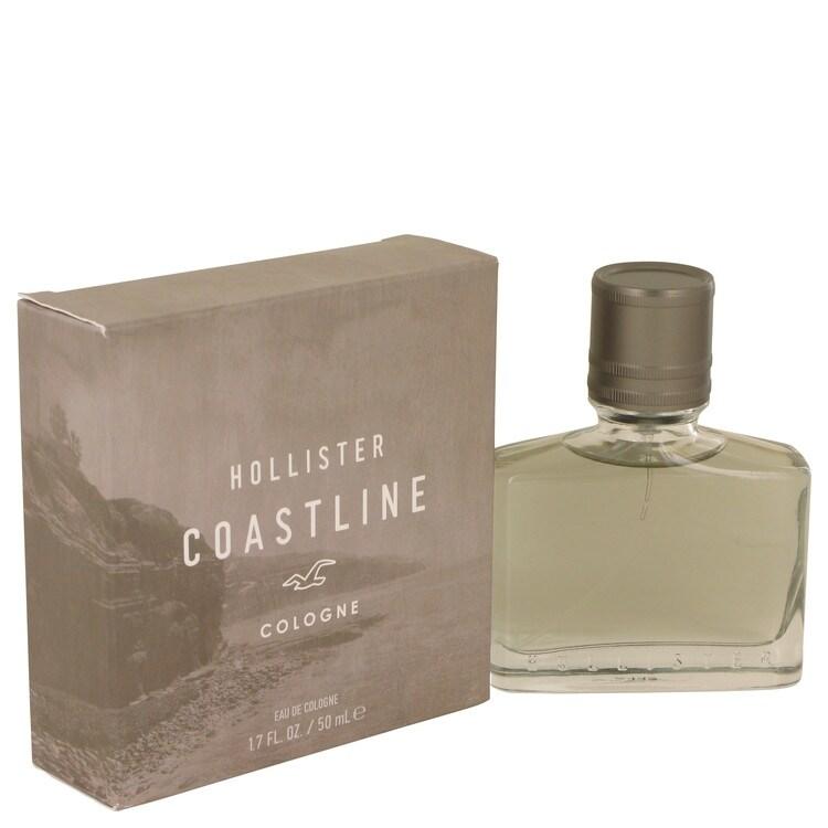 Hollister Coastline by Hollister Eau De Cologne Spray 1.7 oz For Men (1.1 - 2 Oz.)