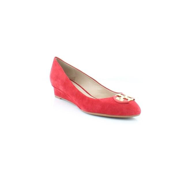Tory Burch Luna Women's Heels Redstone