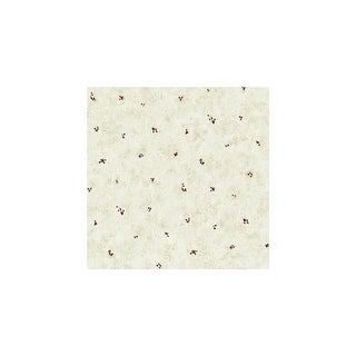 York Wallcoverings HK4693 Mini Berry Spot Wallpaper - N/A
