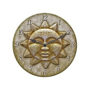"Springfield 91899 Sun Clock, 12"""