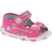Primigi Girls 7334 Adventure Sport Water Friendly Sandals - Fuchsia