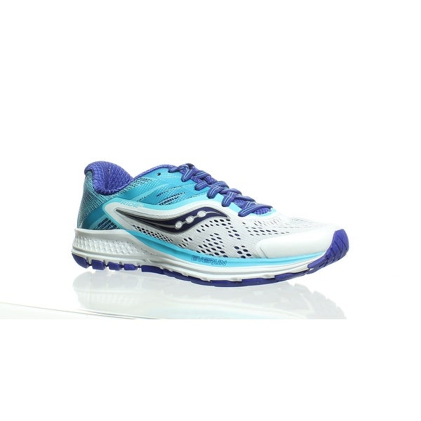 337833bef86e Shop Saucony Womens Ride 10 White - Free Shipping Today - Overstock -  27699930