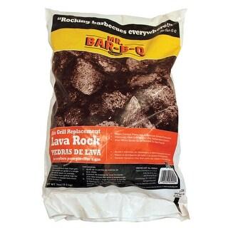 Mr. BAR-B-Q 05002 Lava Rock, 7 Lb