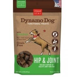 Cloud Star Dynamo Dog Chicken Hip & Joint Treats