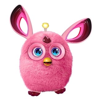 Furby Connect Friend Electronic Toy, Pink - multi
