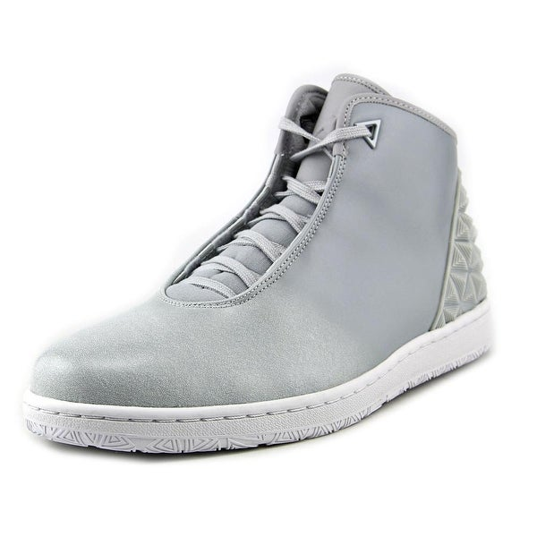 Jordan Instigator Men Round Toe Synthetic Gray Basketball Shoe