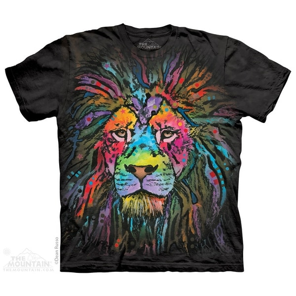 Mane Lion Adult T-Shirt