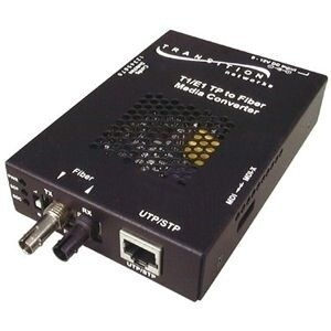"""Transition Networks SSDTF1014-120-NA Transition Networks Point System SSDTF1014-120 Media Converter - 1 x SC Ports - T1/E1 -"