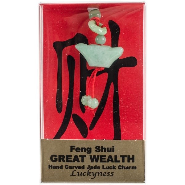 Feng Shui Luck Charms 1/Pkg-Great Wealth