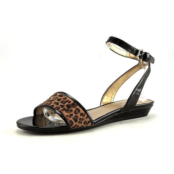 Bandolino Adecyn   Open Toe Synthetic  Wedge Sandal