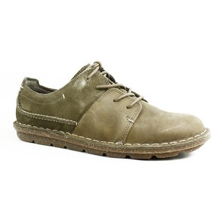 Clarks Womens 26129059 Olive Fashion Shoes Size 5