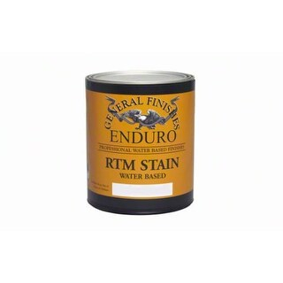 General Finishes GF-RTM-Q 1 Quart Interior RTM (Ready To Match) Water Base Wood Stain
