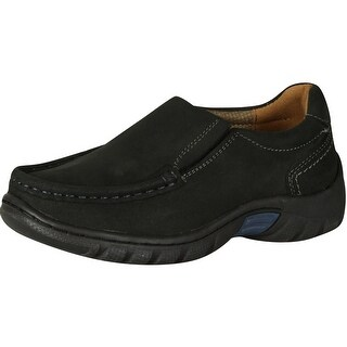 Hush Puppies Tatlow Slip-On - Black