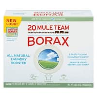 20 Mule Team 00201 Laundry Detergent And Booster, 76 Oz