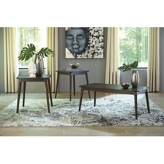 Ashley Neilmond Occasional Table Set 3-CN T276-13 Occasional Table Set