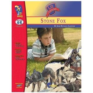 On The Mark Press OTM14139 Stone Fox Lit Link Gr. 4-6